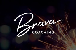 Brava Coaching Sydney Be Visual Co Graphic Design Brand