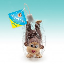 Monkey Max and Friends bath toy